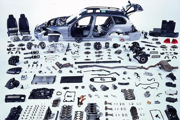 汽车配件润滑应用