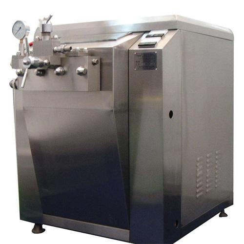 饮料行业:高压均质机