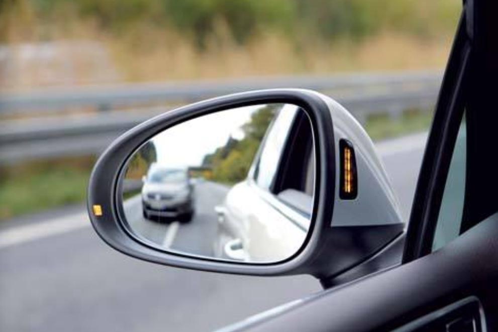 汽车后视镜驱动机构的润滑
