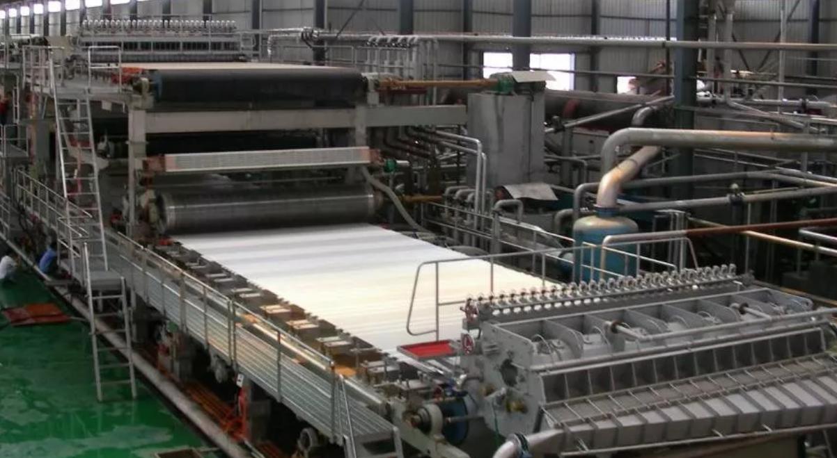 造纸机械润滑方案
